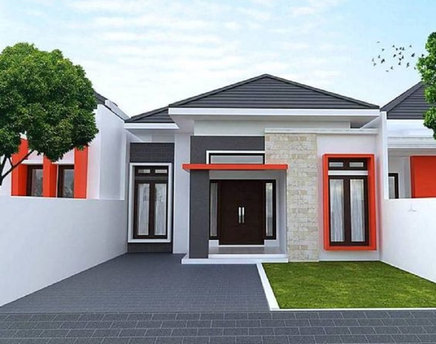 pilihan rumah minimalis type 45